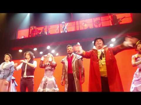 Le rouge et le noir l'opéra rock - Les maudits mots d'amour - Reprise finale