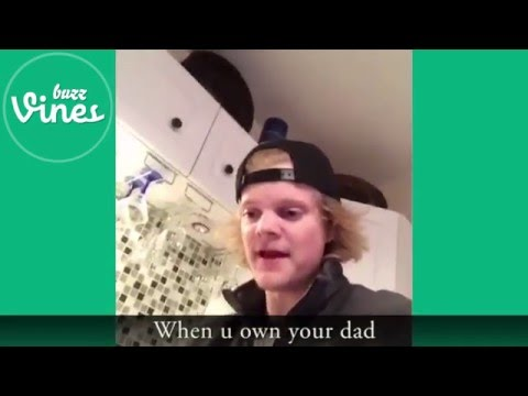 BuzzVines- Funny Vines! Dan Curtin (Dec-Apr 2016)