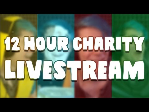 CrankGameplays 12 Hour Charity Stream for Able Gamers