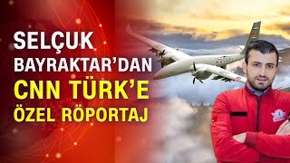 Bayraktar'dan Türkiye'nin gururu