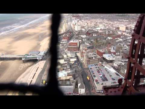 The Blackpool Tower Tour 2012