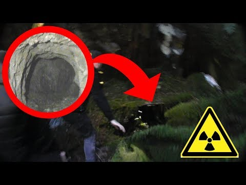 DOOMSDAY PREPPERS HIDDEN NUCLEAR FALLOUT SHELTER