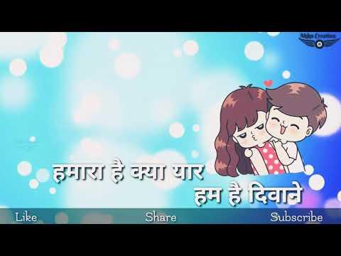 Hamara He Kya Yaar Hum He Diwane New Whatsapp Status/Bewafa Whatsapp Status/Akku Creation/Editer Akk