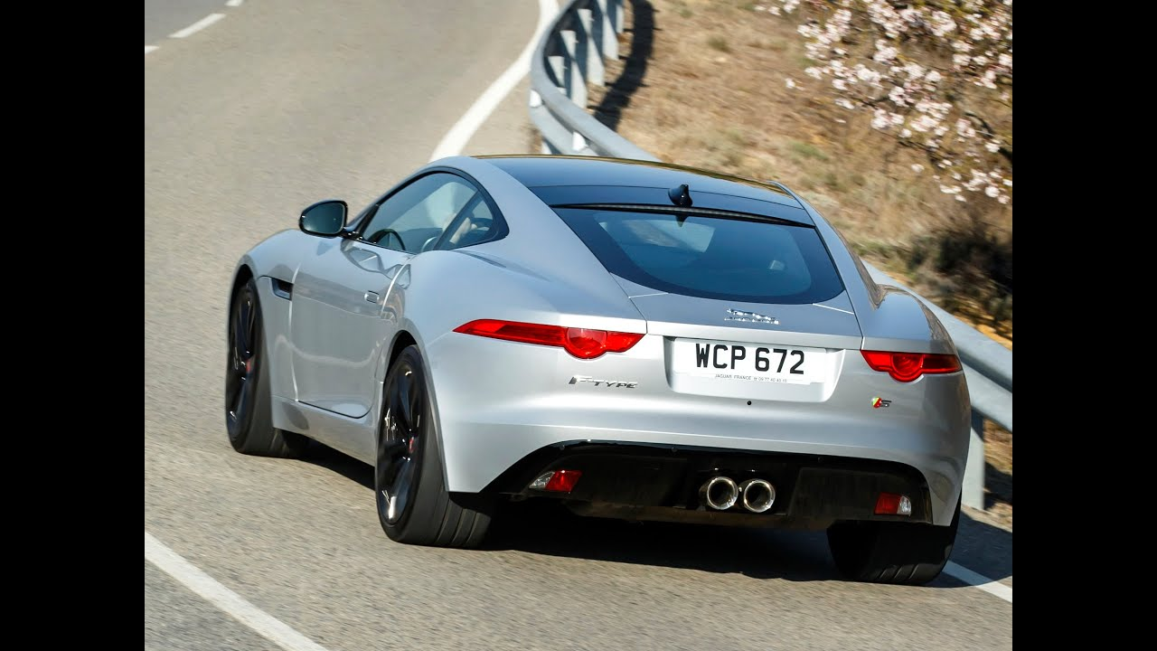 Jaguar F Type S Coupe Manual 2015 Review By Autovisie