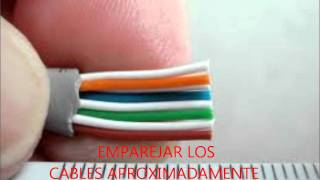 ELABORACION DE CABLE DE INTERNET MDL.wmv
