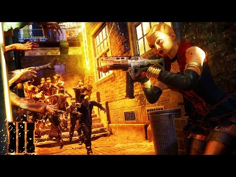 Call of Duty Black Ops 3 Zombies!!!! /w  Stream Team - How High Can We Get!! (Black Ops 3 Zombies)