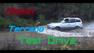 Тест - драйв Nissan Terrano 2