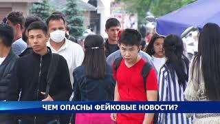 Чем опасны фейковые новости? - Новости Кыргызстана