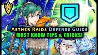 Fire Emblem Heroes - Aether Raids Defense Guide -Tips & Tricks You Must Know About!