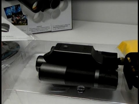 Unboxing Of The 10x25 Digital Camera Binoculars By The Sharper Image