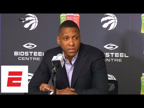 Raptors president Masai Ujiri on why they fired Dwane Casey: 'New voice, and new everything' | ESPN