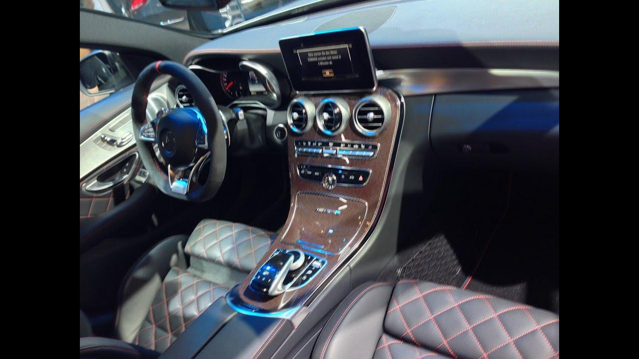 Mercedes C63 Amg 0 60