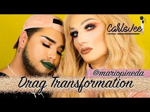 Drag Transformation Con @mariopineda / @carlsjee