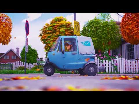 Renault ZE - The Postman