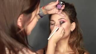 Яркий макияж на гелевых текстурах(Еще больше уроков по яркому макияжу на сайте http://natalyashik.ru/bonus/ Онлайн обучение: http://natalyashik.ru/obuchenie-online/ Instagram:..., 2016-03-11T14:47:19.000Z)