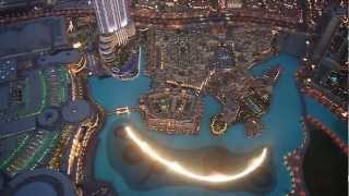 Dubai in three minutes - Burj Al Arab, Burj Khalifa, The Palm Jumeirah, Safari, Sheikh Zayed Road