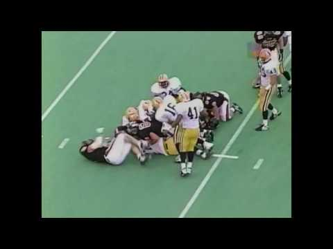 Throw Back Thursday  - Akron v NIU - 1996