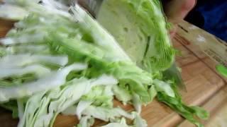 Свиные ноги с капустой - интерпретация немецкого блюда для гриля. Очень вкусный рецепт.