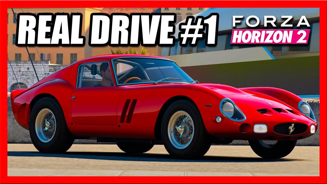 Real Drive #1 - Ferrari 250 GTO - TOP 5 GAMES OF E3 2015! (FH2 ...
