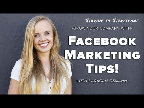 Facebook Ads Tips with Karagan from S'moo