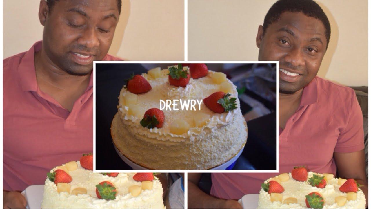 Husband S Birthday Best Birthday Cake Recipe Detailed Youtube
