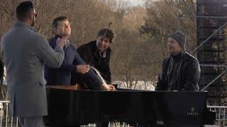 Trump Inauguration The Piano Guys Perform Lincoln Memorial Inaugural Celebration 2017