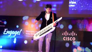 Stephen Devassy Fastest Keyboard player
