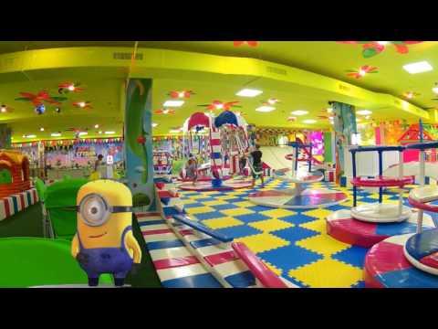 dfe39280c16b Смотреть видео VLOG поход - детская площадка
