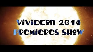 Vividcon 2014 Intro Vid: Late Night Double Feature Picture Show