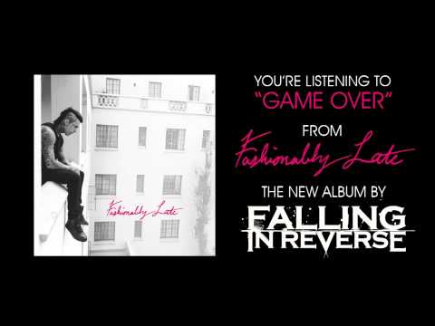 "Falling In Reverse - ""Game Over"" (Full Album Stream)"