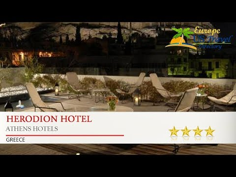 Herodion Hotel - Athens Hotels, Greece