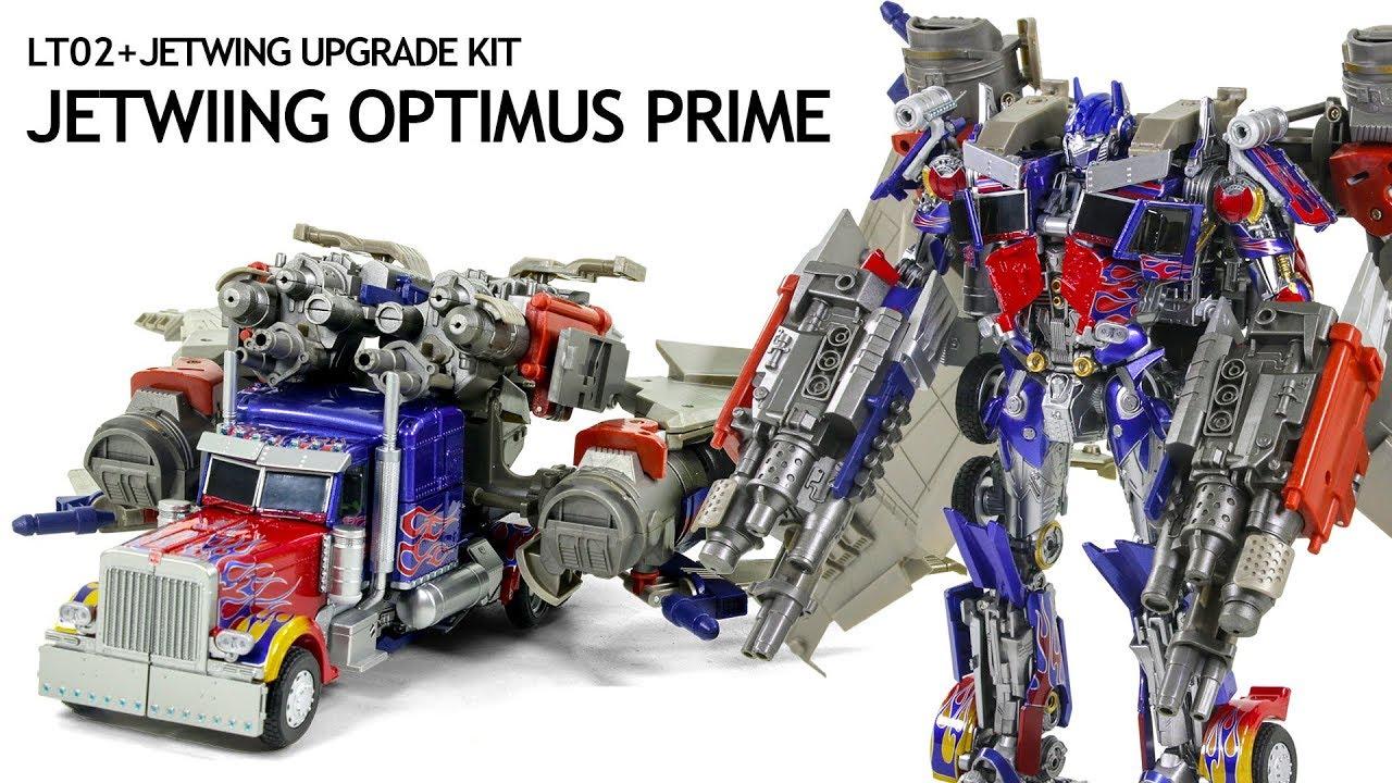 TRANSFORMERS Optimus Prime LT02 mpm-04 Action figure Roboter Legendary toys