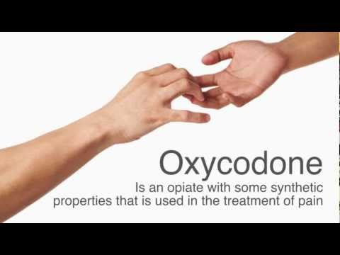 Oxycodone Withdrawal And Oxycodone Detox