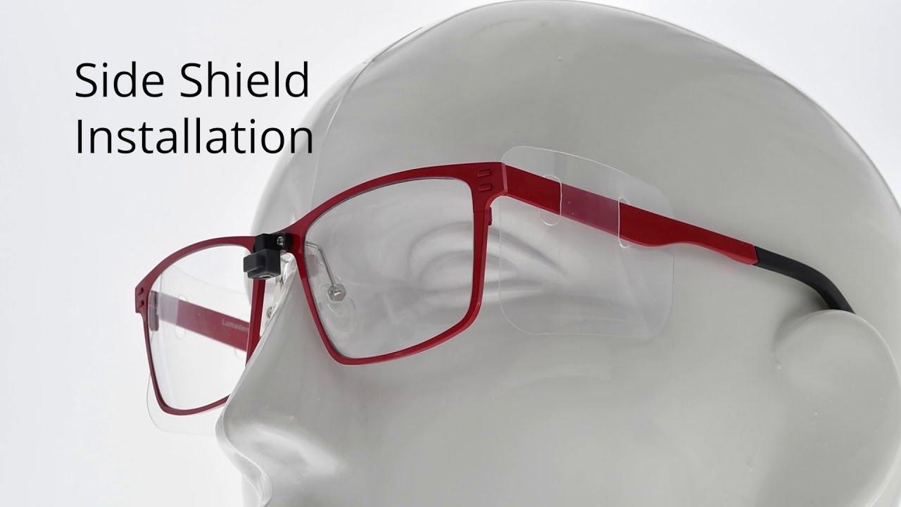 New Version Flex Side Shields