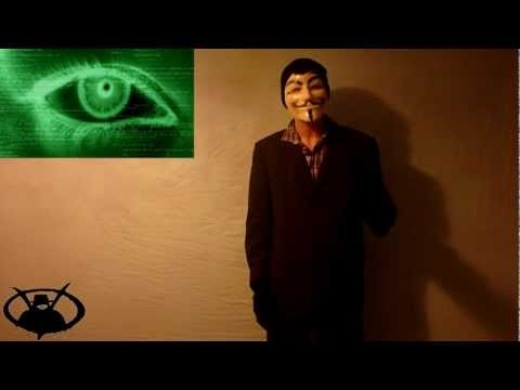Anonymous France ► contre Big Brother/Stop #INDECT
