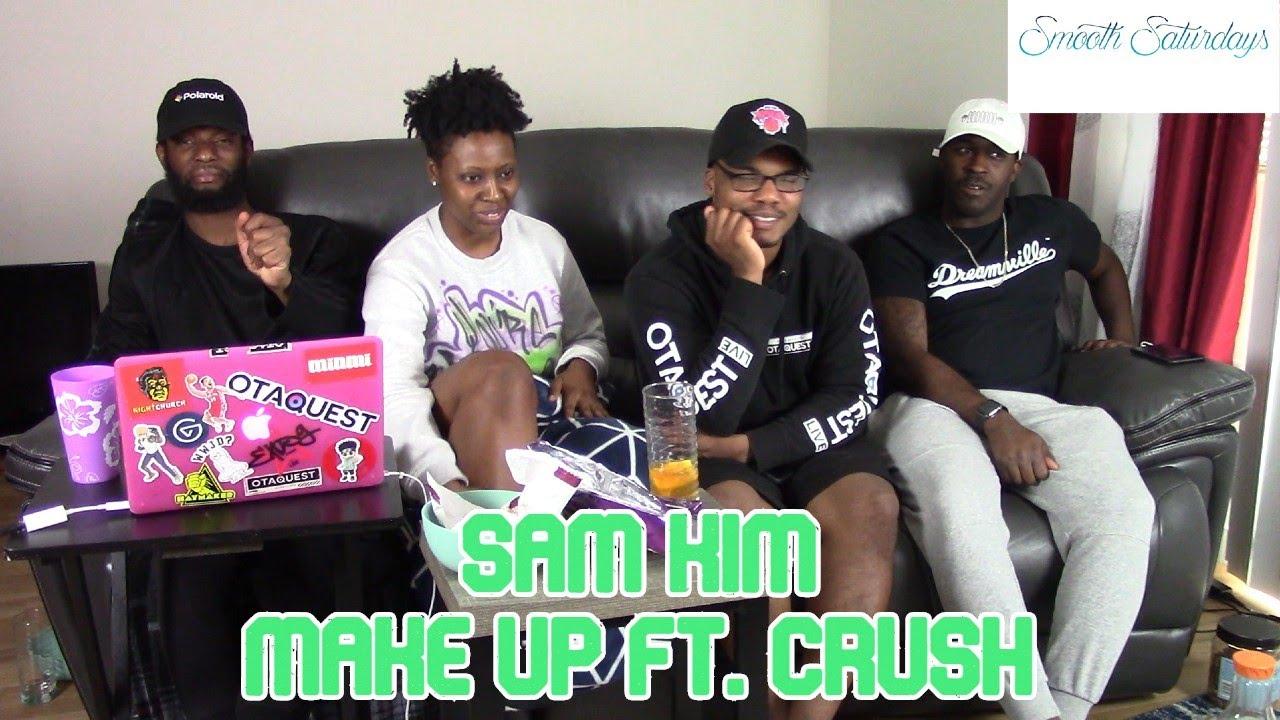 Smooth Saturday | Sam Kim: Make Up (Ft  Crush)