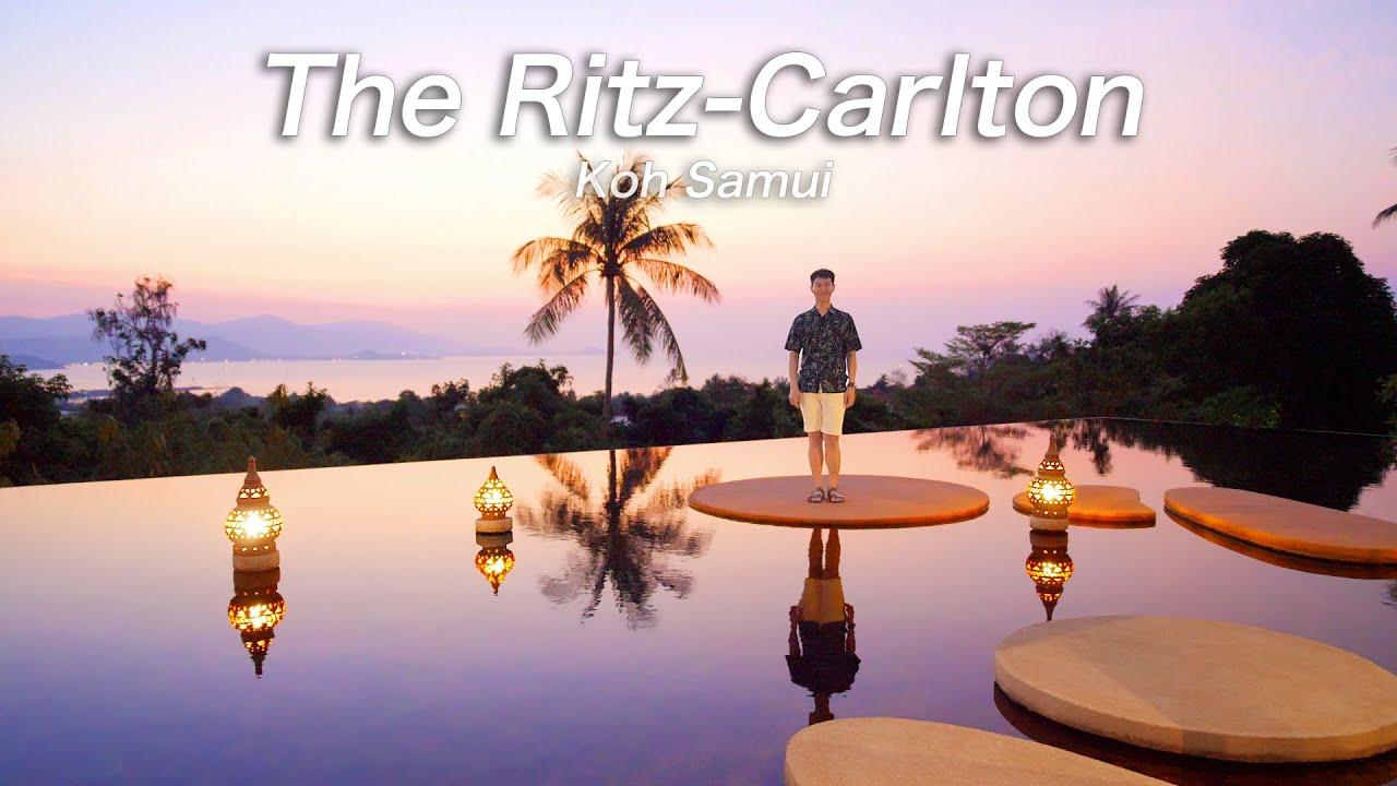 開箱泰國超奢華酒店!每晚竟要價10萬?究竟住在Ritz-Carlton Koh Samui 是什麼體驗? 泰度旅遊