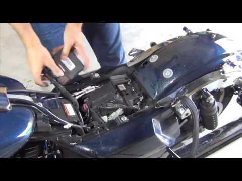Harley Trailer Wiring Harness Installation - YouTube