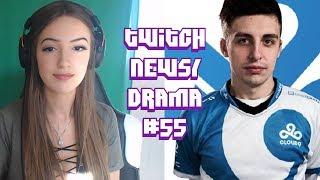 Twitch Drama/News #55 (Shroud PUBG Banned, Coral_Larsen, Mixer, ThanosDidNothingWrong)