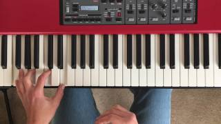 Jazz Piano For Beginners || Tutorial #3: combining scales into an improvisation