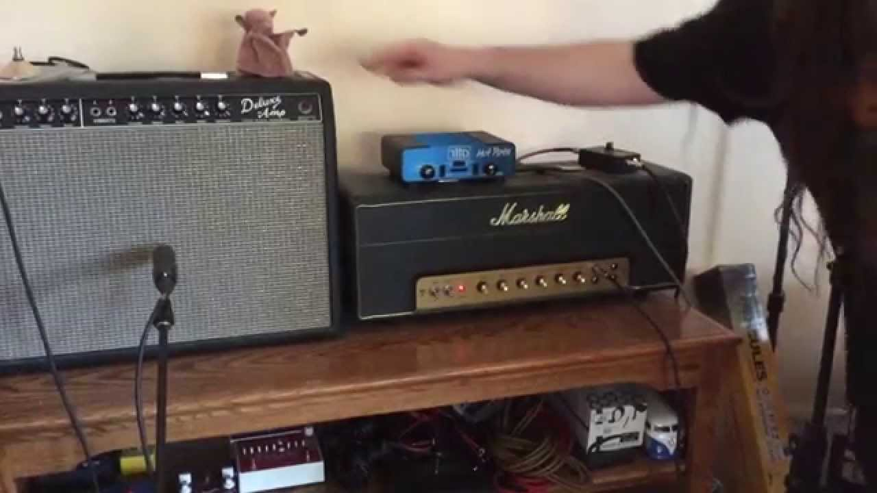 Ep01 Slaving Guitar Amps Youtube Sub Wiring Two