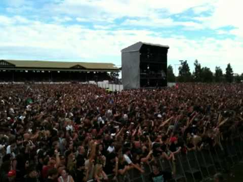 Limp Bizkit Break Stuff  from Melb Soundwave  crowd reaction