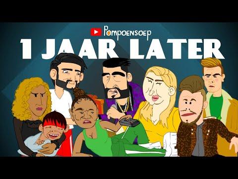 House of Talent Parodie Cartoon: 1 Jaar Later