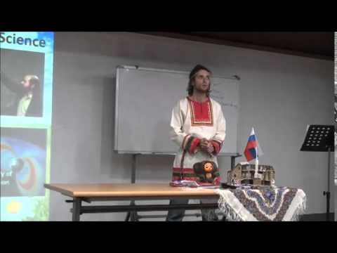 "[GIC Talk] 2014.11.15 ""Russia As It Is"" by Kostayntyn Kostin and Natalia Kostina"