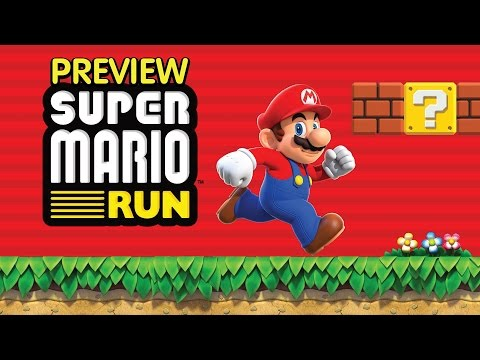 พรีวิว เกม Super Mario Run | มาริโอ้เวอร์ชั่นใหม่ จะเป็นยังไงกัน !?