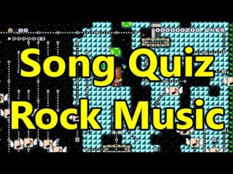 SONG QUIZ Rock Music Edition -