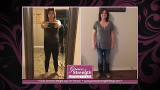 Into her promised land... Stacey's Christian Weight Loss Story
