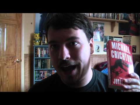 Jurassic Park by Michael Crichton(Book Review)