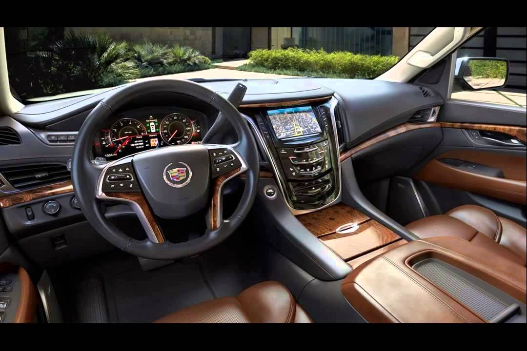 Cadillac Xts 2015 Model Youtube