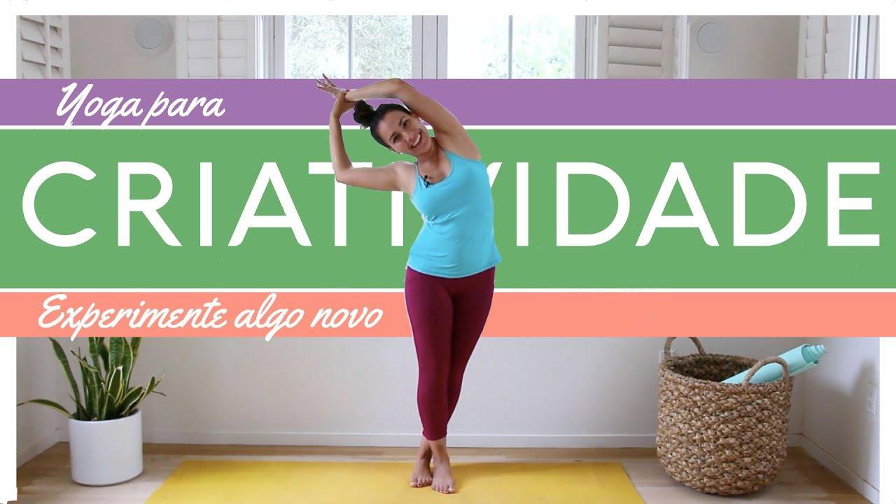 Yoga para Criatividade | 20min - Pri Leite